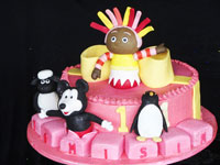 Birthday Cake for Children 7