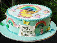 Birthday Cake for Children 28