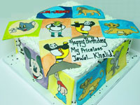 Birthday Cake for Children 35