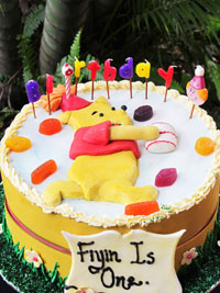 Birthday Cake for Children 37