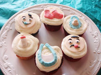 Cup Cakes 7