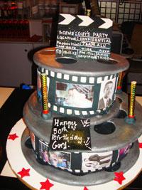 Novelty Cake 25