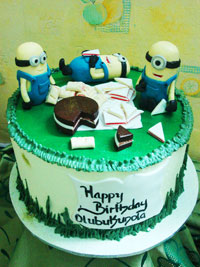 Themed Cake 26